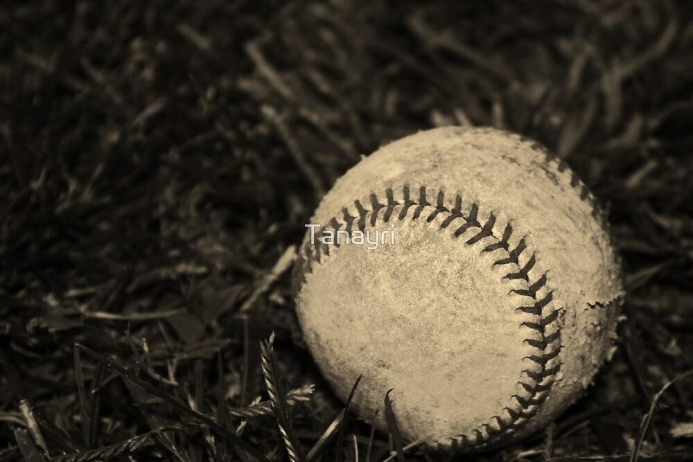 Good Old Baseball by Tanayri