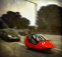"""Leading the way:  """"Baby you can drive my car!"""" by Manfred Belau"""