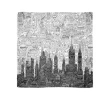 New York Doodle Scarf