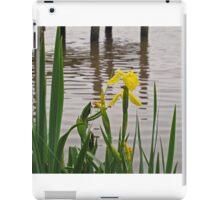 Newport Wildflower iPad Case/Skin