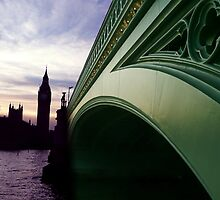 Westminster Bridge (1862) by Jerome Petteys