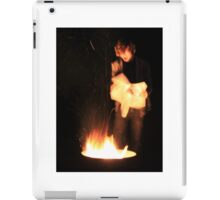 Post GCSE Fire Therapy III iPad Case/Skin