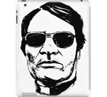 """Jim Jones""  iPad Case/Skin"