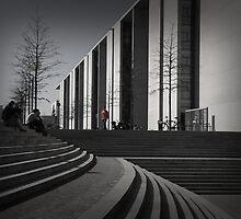 Sunday afternoon in Berlin by Gavin Craig