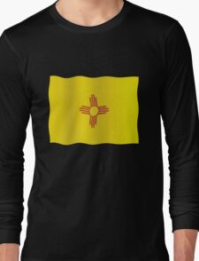 New Mexico flag Long Sleeve T-Shirt