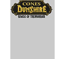 The Cones Of Dunshire Photographic Print