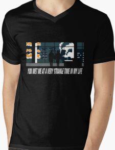 Fight Club Mens V-Neck T-Shirt