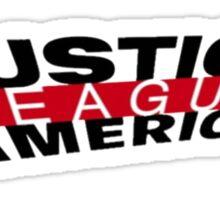 justice league of america Sticker