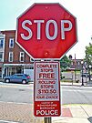 STOP - THEN START by MotherNature