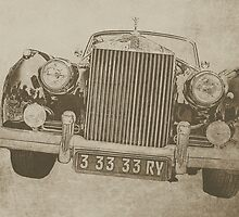 Just a Rolls Royce by Kadwell