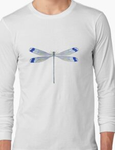 Helicopter Damselfly Long Sleeve T-Shirt
