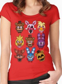 Five Nights Women's Fitted Scoop T-Shirt