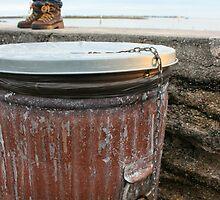 Trash Can by Dalton James