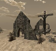 Church of the Forgotten by elsbethwriter