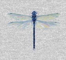 Spatterdock Dragonfly One Piece - Long Sleeve