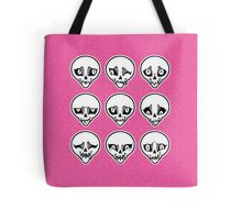 Skull Feels (Pink Version) Tote Bag