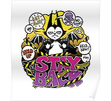 Stay Back Poster