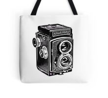 Rolleicord Twin Reflex Camera Tote Bag