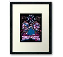 La Belle Framed Print