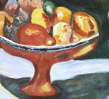 A Bowl Of Passion by Helena Bebirian