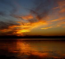 Colourful Sunset- Warners Bay by rococodreams