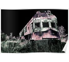 Midnight Ghost Train Poster