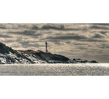 Ominous Lighthouse Photographic Print