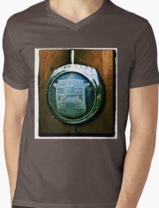 Nash Emblem Mens V-Neck T-Shirt