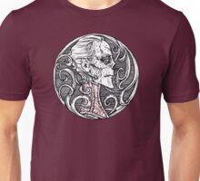 The Red Death - black & white version Unisex T-Shirt