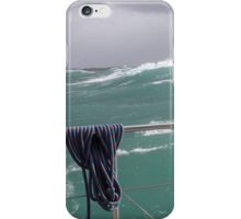 Storm on Tasman Sea iPhone Case/Skin