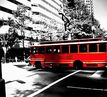 Charlotte Trolley by z17dave