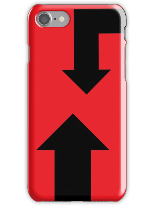 Mod Arrows iPod iPhone Case by 'Chillee Wilson' by ChilleeWilson