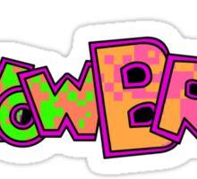 SnowBros. Sticker