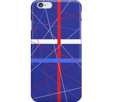 Mod Stripes 2 by 'Chillee Wilson' iPhone Case/Skin