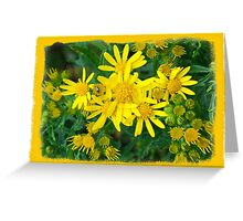 Yellow!!! Greeting Card