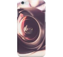 Photographic Lens iPhone Case/Skin