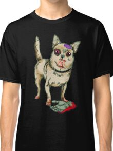 Zombie Chihuahua Classic T-Shirt