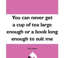 On Books - C.S. Lewis by Colin Robson