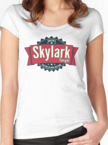 Skylark Tonight Ainter's Women's Fitted Scoop T-Shirt