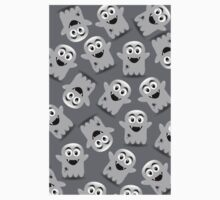 Spooky Scary Ghosts by 'Chillee Wilson' Baby Tee