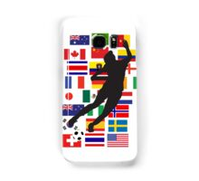 WWC - 24 teams Samsung Galaxy Case/Skin