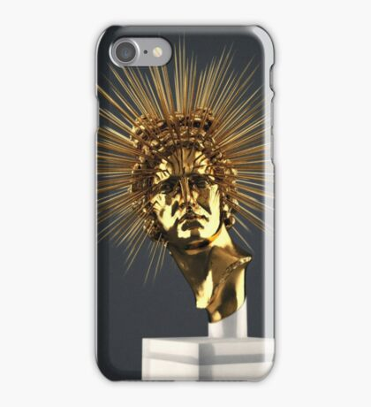Golden Boy iPhone Case/Skin