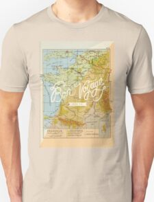 Bon voyage - France T-Shirt