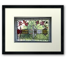 DC Waterfront Framed Print