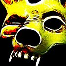 Mask of the Dog by shutterbug2010