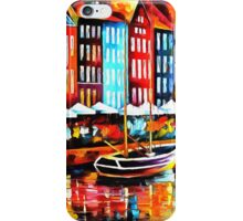 Copenhagen - Denmark iPhone Case/Skin