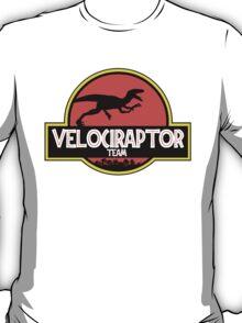 velociraptor team T-Shirt