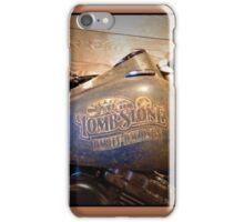 Tombstone Harley iPhone Case/Skin