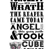 Companion Cube by iamtheallspark