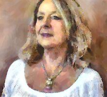 Lady in White by Untamedart